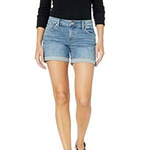 ! Lucky Brand | The Roll Up Shorts in Light Wash